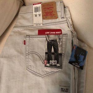 Men's Levi's 567 jeans